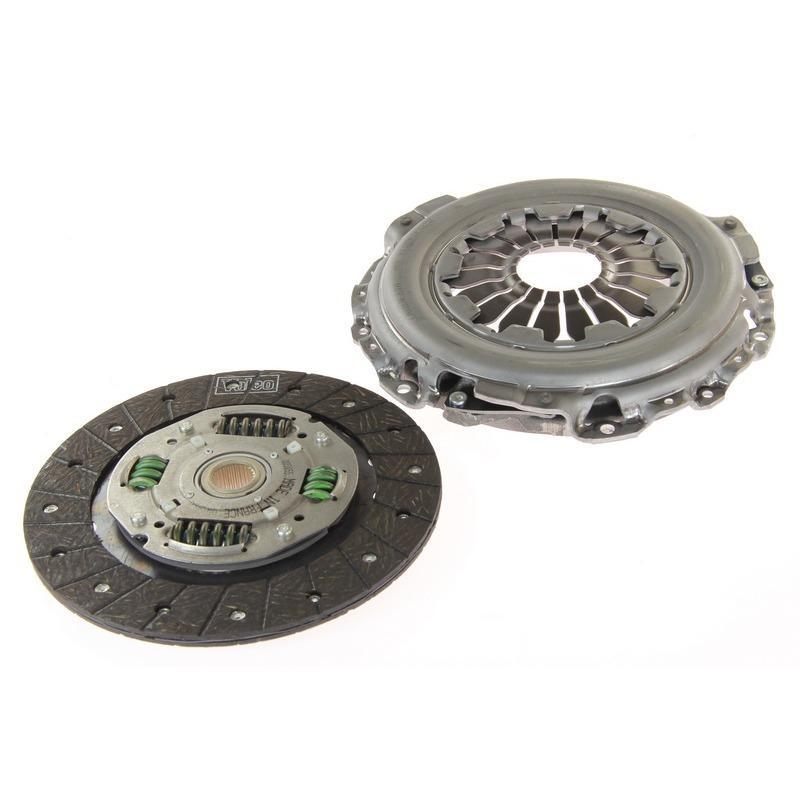 VALEO Clutch Kit 215mm 26 teeth 826034 Vehicle Parts & Accessories ...